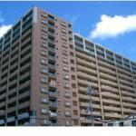 ロータリーマンション大津京パークワイツ610号室